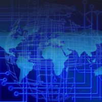 Hybrid cloud services allow secure storage and access of information