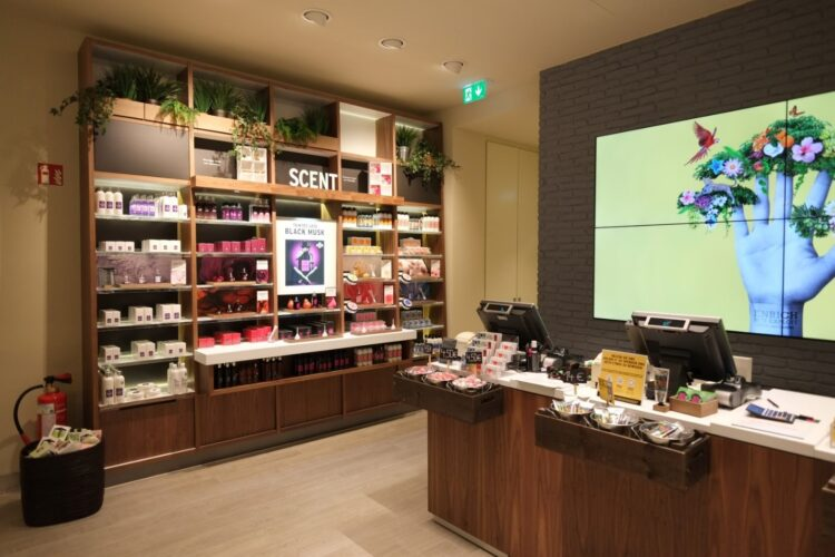 the body shop - case study - codeblue australia
