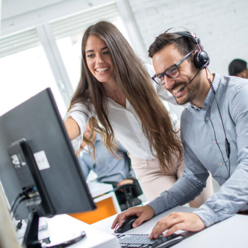 voice and call centre solutions